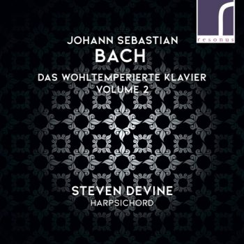 Bach Well Tempered Clavier Vol. 2